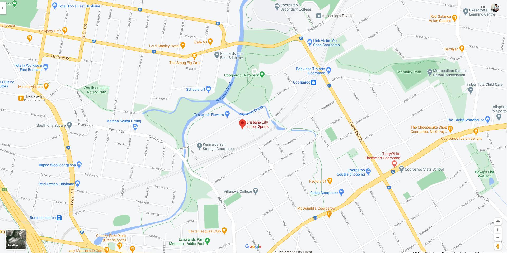 Brisbane City Sports Sessions 01